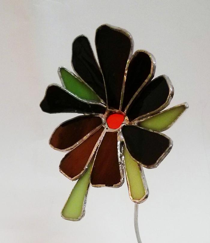 פרח זכוכית בויטראז