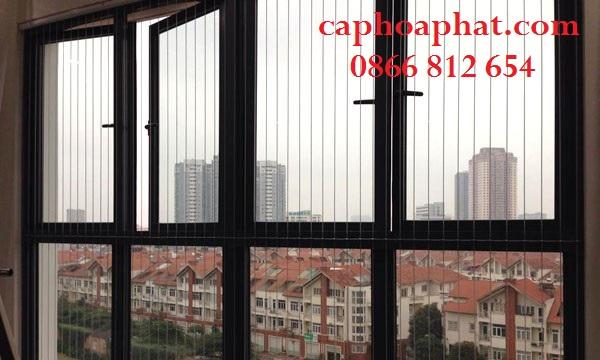 Lưới bảo vệ an toàn cửa sổ