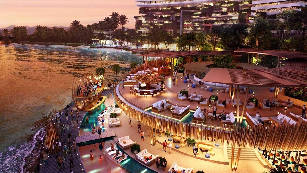 thành phố của ánh sáng Thành phố của ánh sáng ngay tại Nha Trang: mới mẻ và hấp dẫn