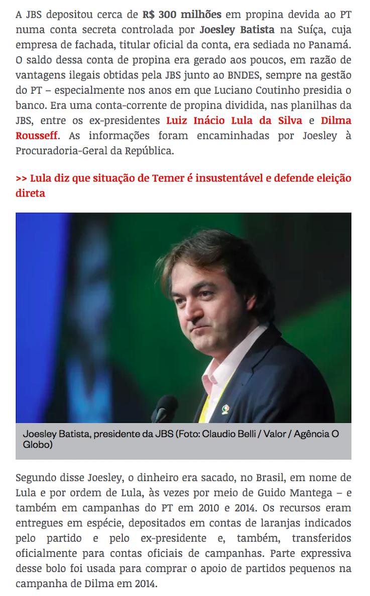/Users/romulosoaresbrillo/Desktop/Epoca denuncia Batista Lula screenshot-epoca.globo.com-2017-05-20-10-06-05.png