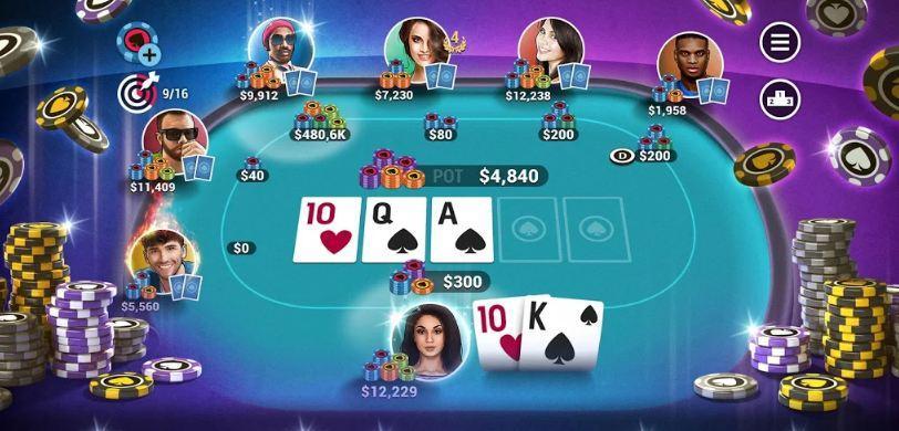 Game Poker online Pialagrup
