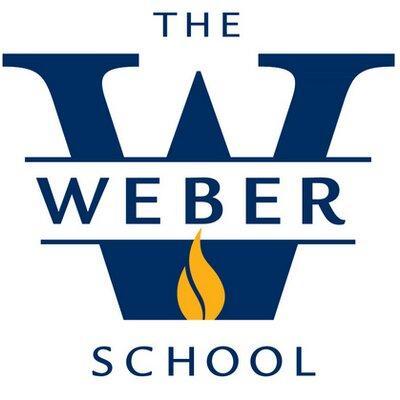 Image result for the weber school logo