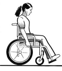 đẩy xe lăn
