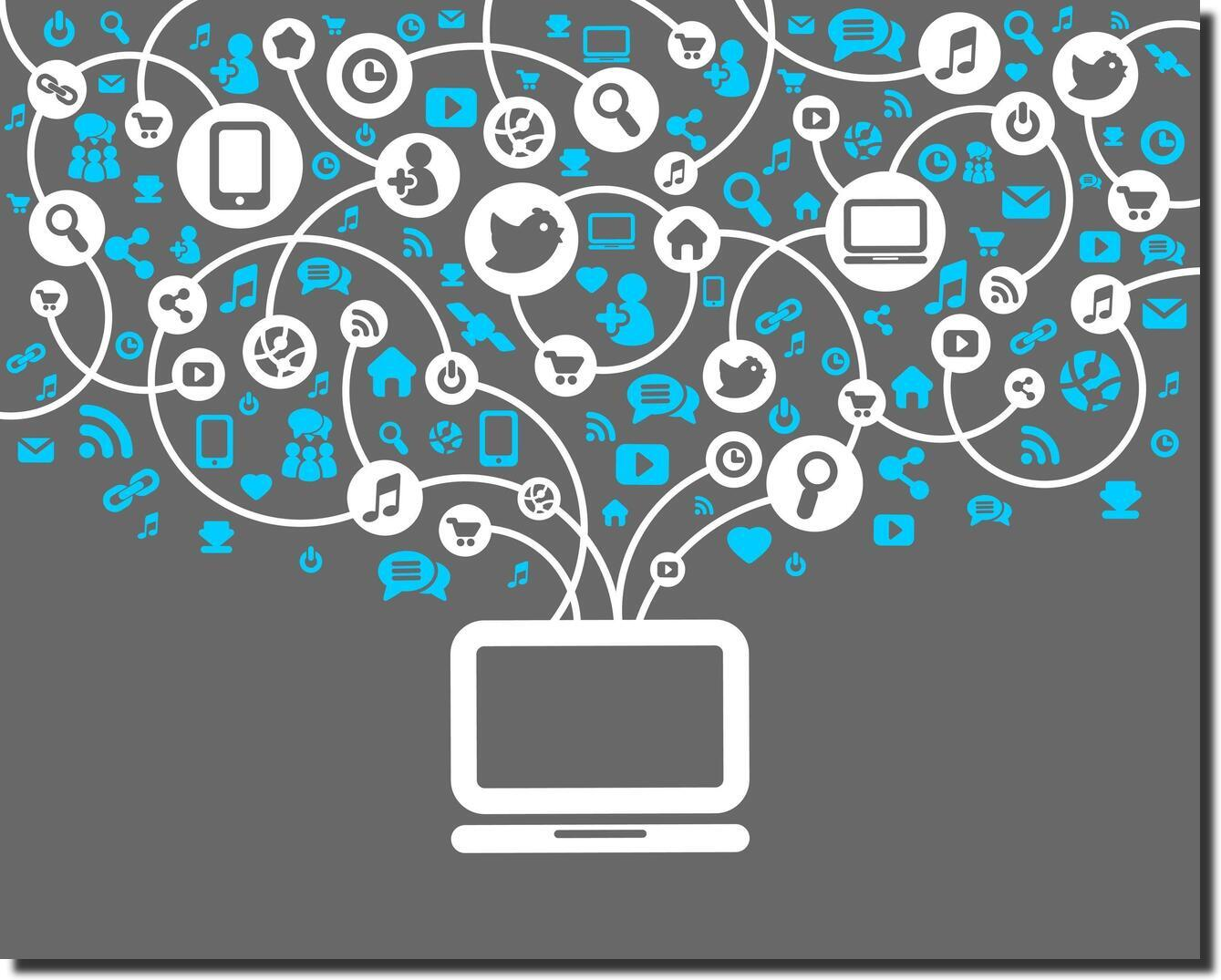 social networks image