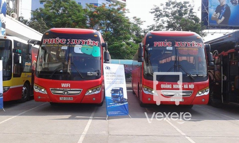 Xe Limousine chất lượng cao Phúc Xuyên từ Hà Nội đi Quảng Ninh