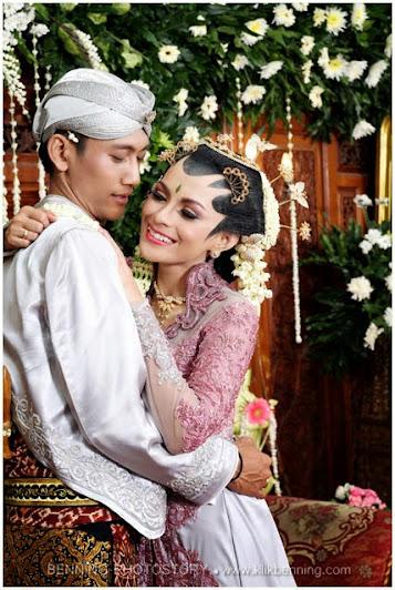 Pernikahan Romantis di solo