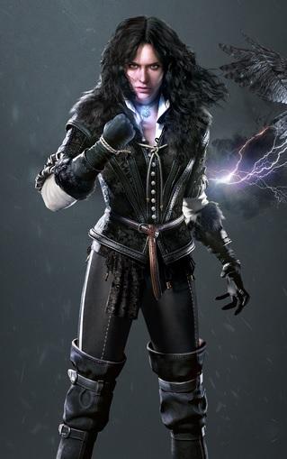 The Witcher 3: Wild Hunt - Yennefer