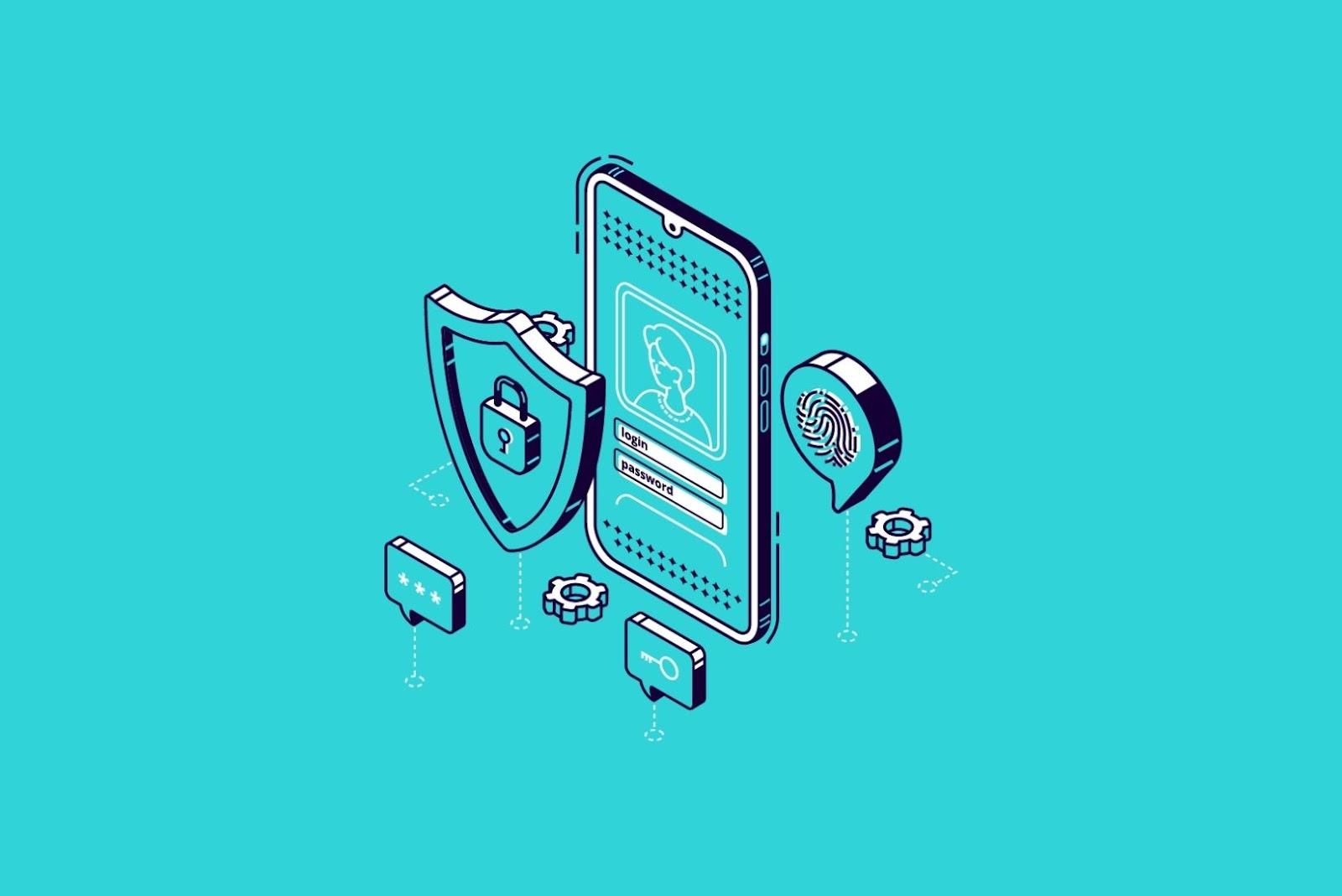 mobile app development security requirements
