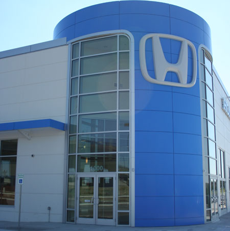 Superior Frank Ancona Honda Now The Largest Honda Dealer In The KC Metro Based On  Square Footage U0026 Acres!