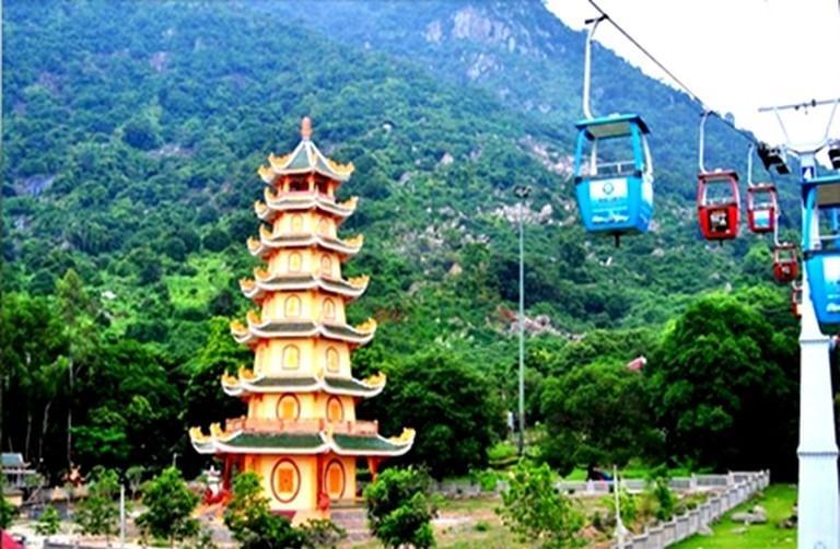 Núi Bà Đen một quần thể di tích lịch sử nổi tiến tại Tây Ninh