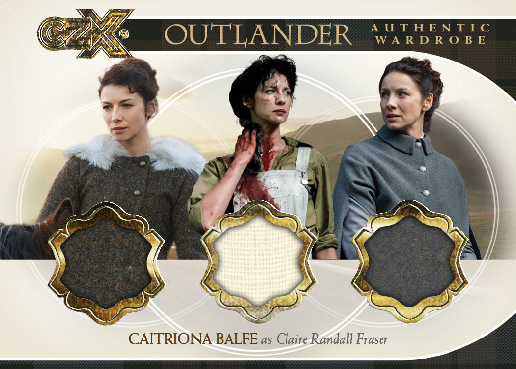CZX Outlander: Dual Wardrobe Card