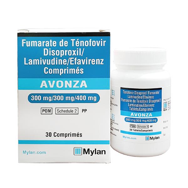 Avonza Mylan thuốc điều trị HIV hiệu quả cao, ít tác dụng phụ