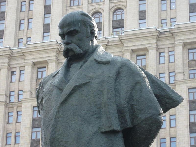 Shevchenko in Moscow