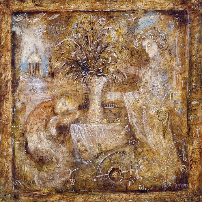 """""""A->B Life"""" album cover by mewithoutYou"""