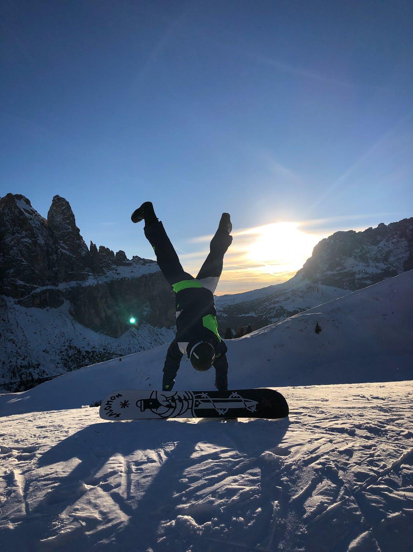 """Ngoài ra còn có các cuộc thi trượt ván trên tuyết nổi tiếng ở Nam bán cầu"""""""