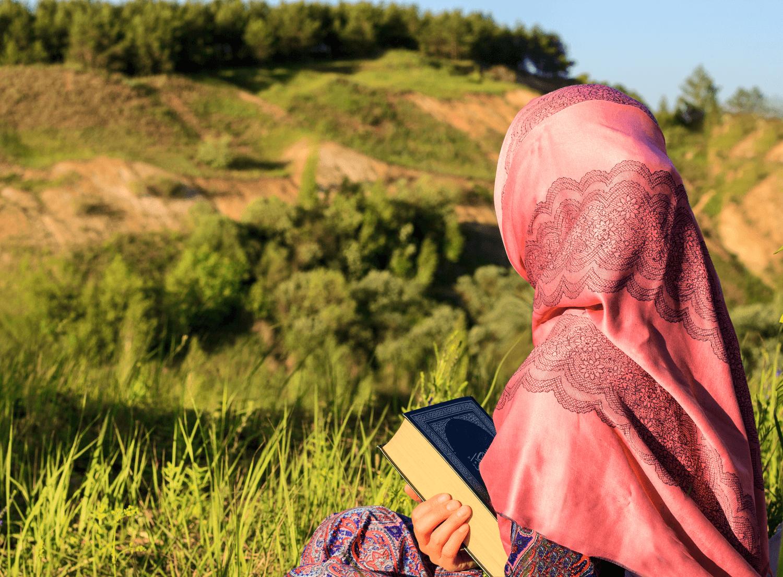 Muslim women fatimah youth hijab