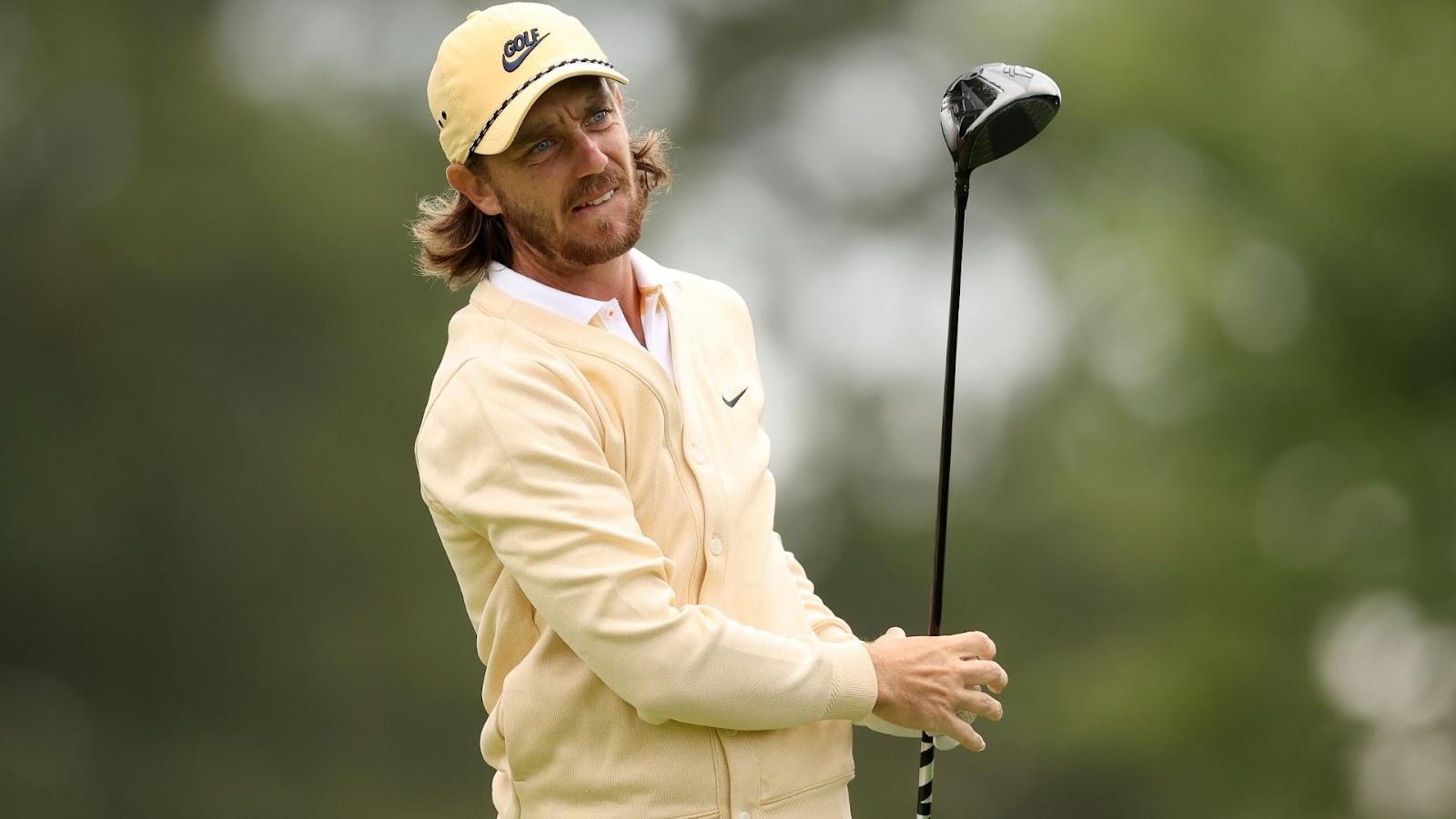 Phong cách của Tommy có thể nói là độc nhất vô nhị trong thế giới golf.