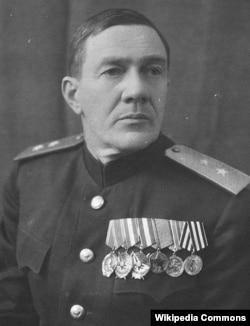 Генерал Георгий Невский занимал в 1941–1942 годах должность начальника инженерных войск Юго-Западного фронта