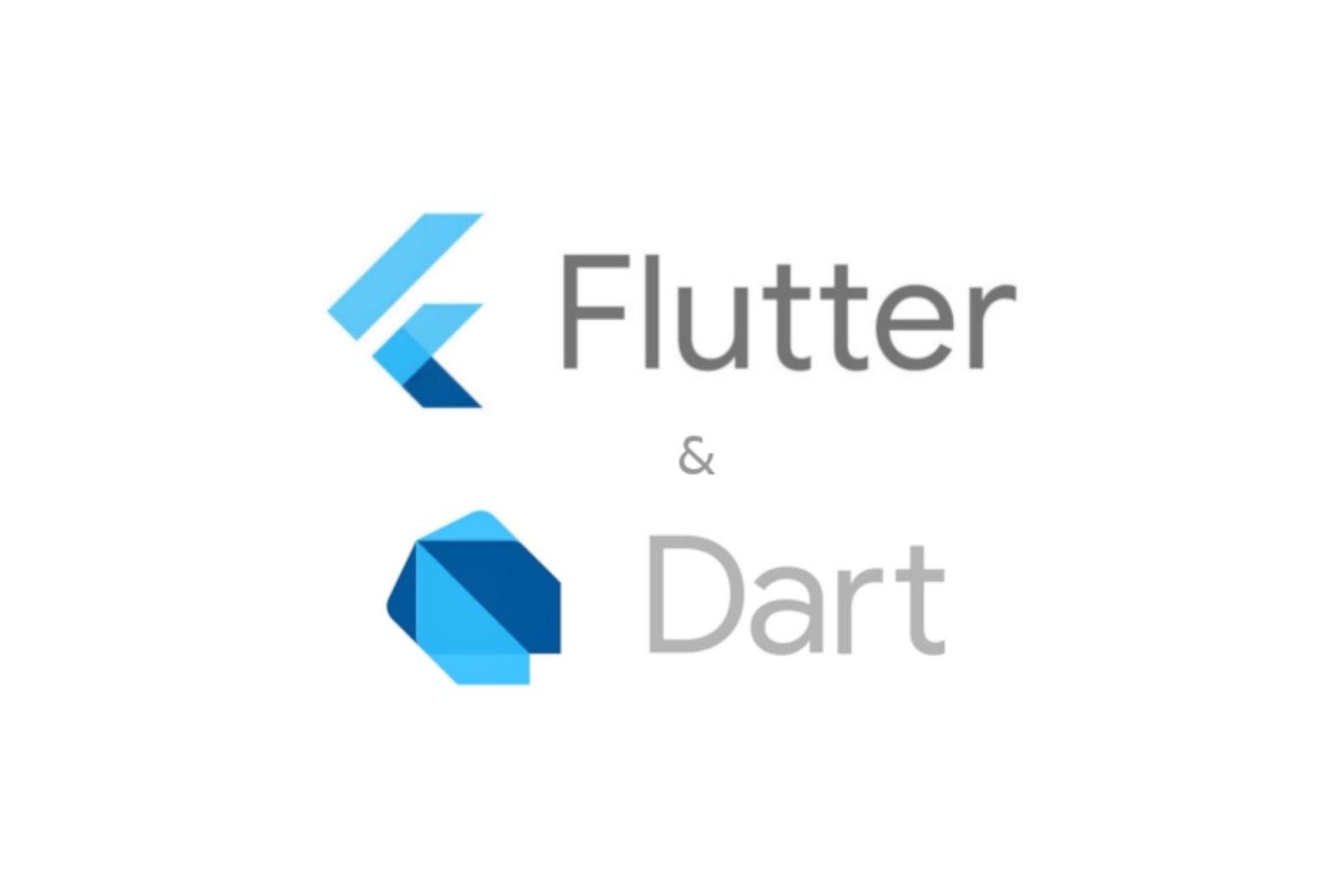 Flutter and Dart programming language