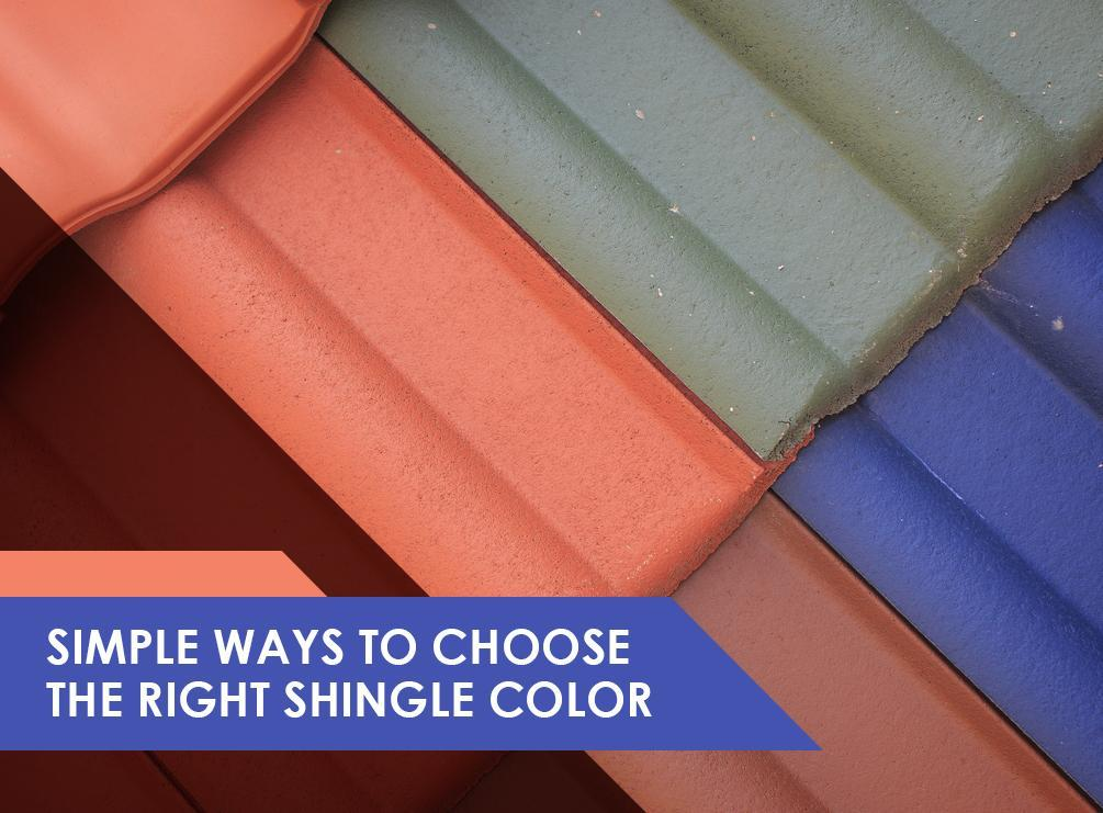 Shingle Color