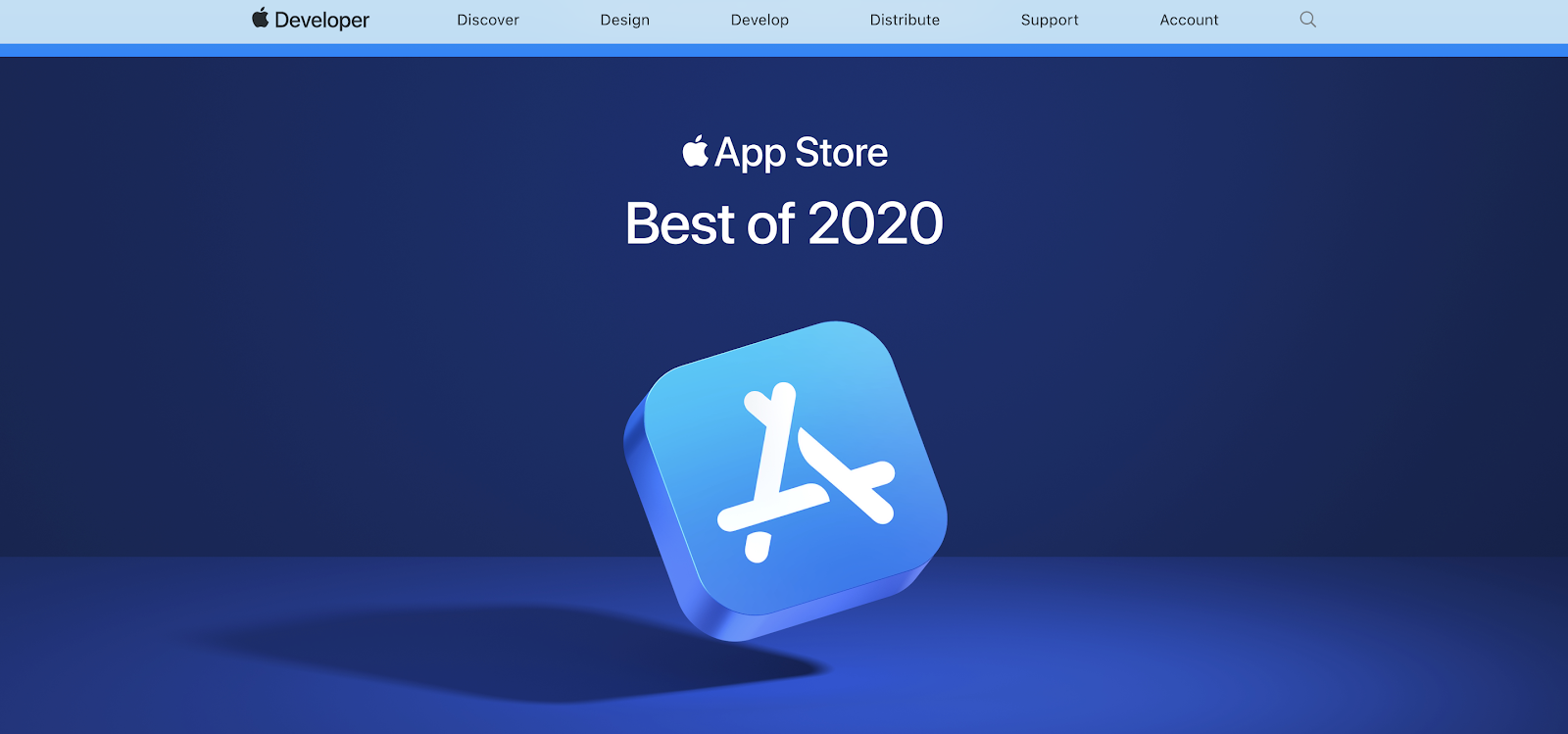 App Store App placement