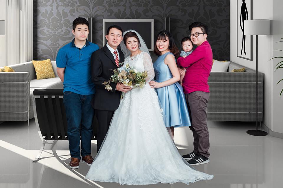Chụp ảnh gia đình giá rẻ ở Hà Nội