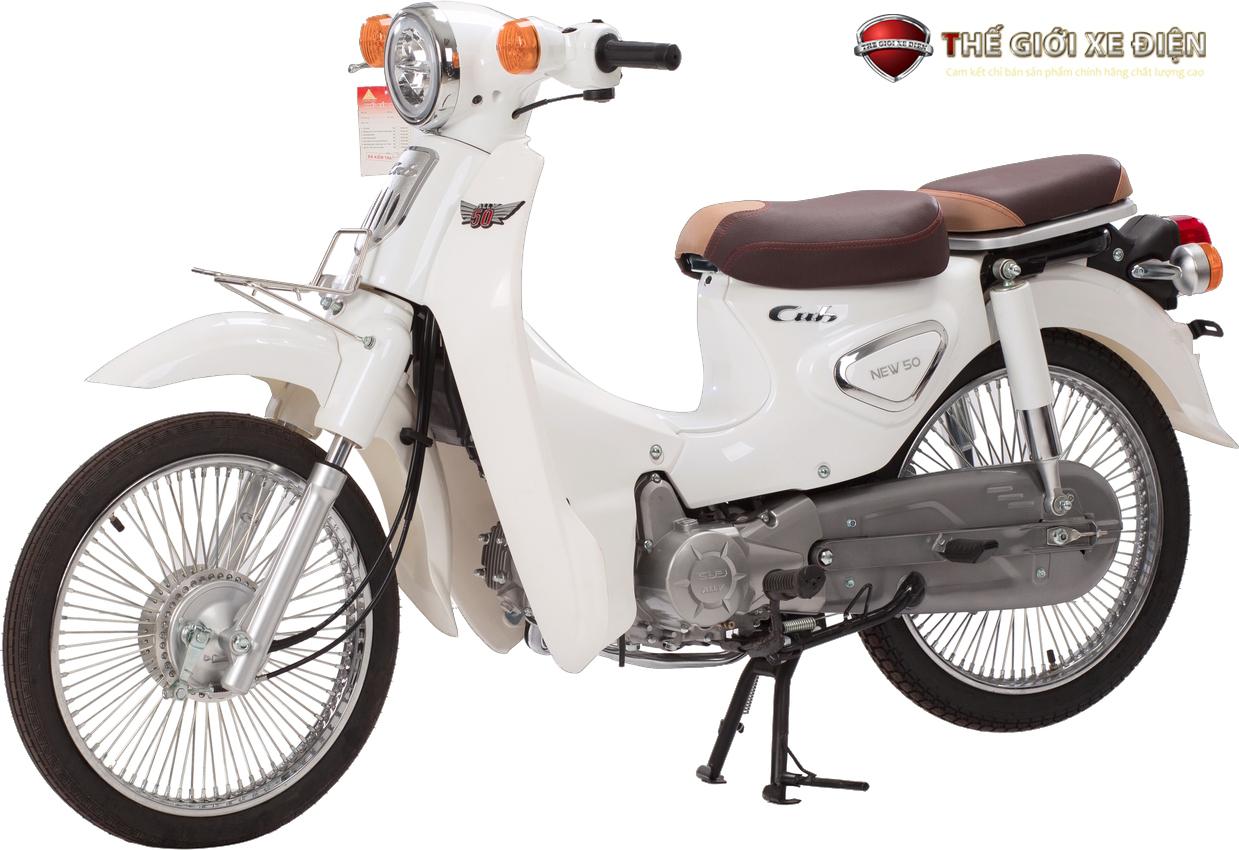 xe máy 50cc Cub NEW 50 (Đèn LED)