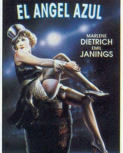 El ángel azul (1930, Josef von Sternberg)
