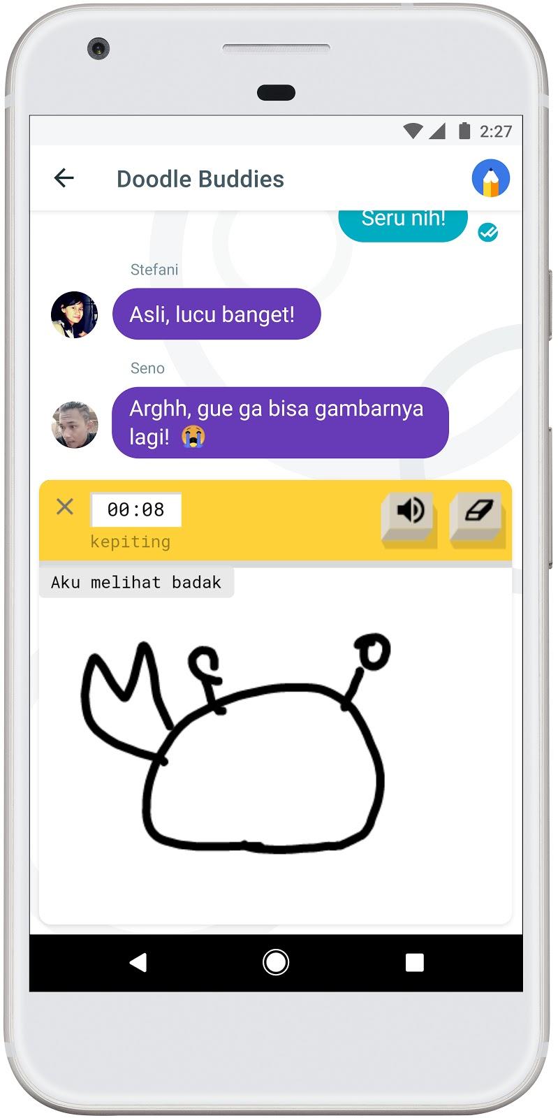 Blog Resmi Google Di Indonesia Ada Yang Baru Di Google Allo