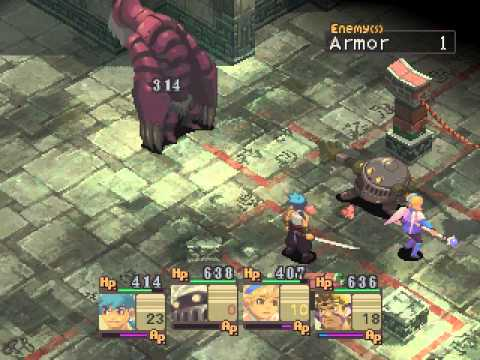 Retro Game Series - Breath of Fire