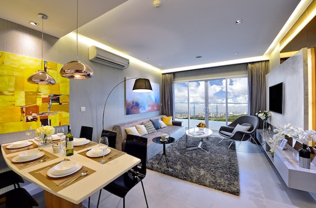 Các bạn hãy chọn đơn vị cho thuê căn hộ gần khu vực mình sinh sống