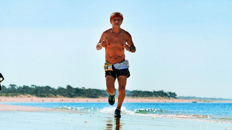 Running para personas de la tercera edad