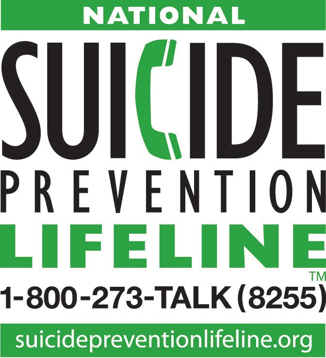 Suicide Awareness Phone Number and Link