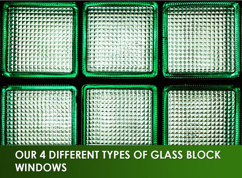 Glass Block Windows