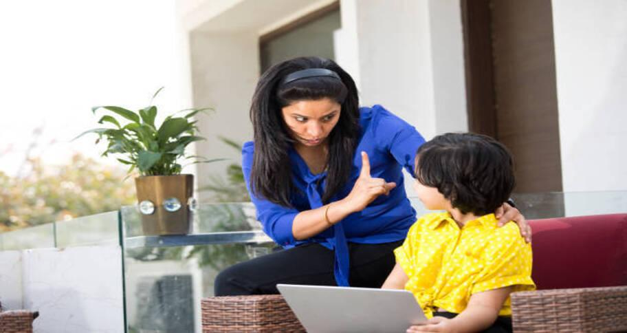 imposing restrictions all the time is a part of strict parenting