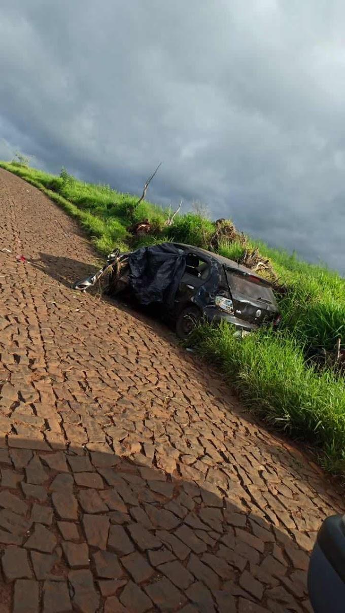 Rio Bonito do Iguaçu: Duplo homicídio e uma terceira pessoa ferida no assentamento