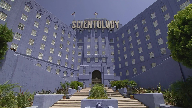 Famous Scientology building