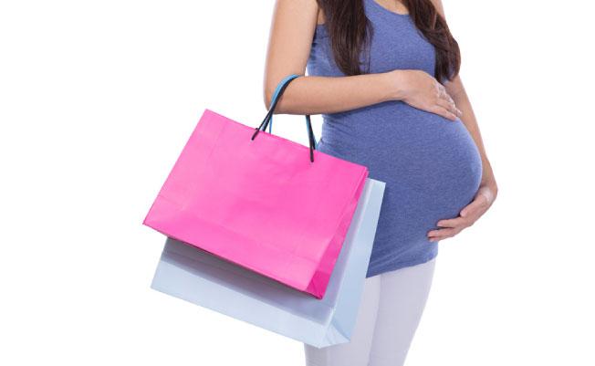 Persiapan Barang Kebutuhan Ibu dan Si Kecil