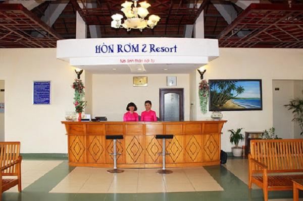 Khám phá khu nghỉ dưỡng Resort Hòn Rơm 2