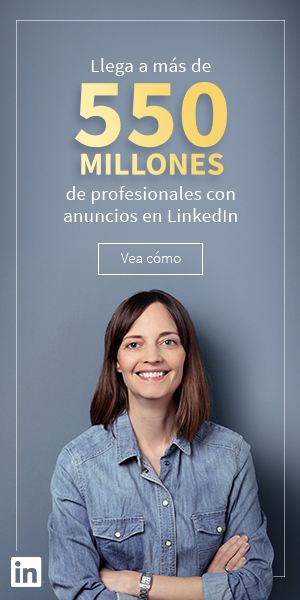 Anuncio LinkedIn Red Display