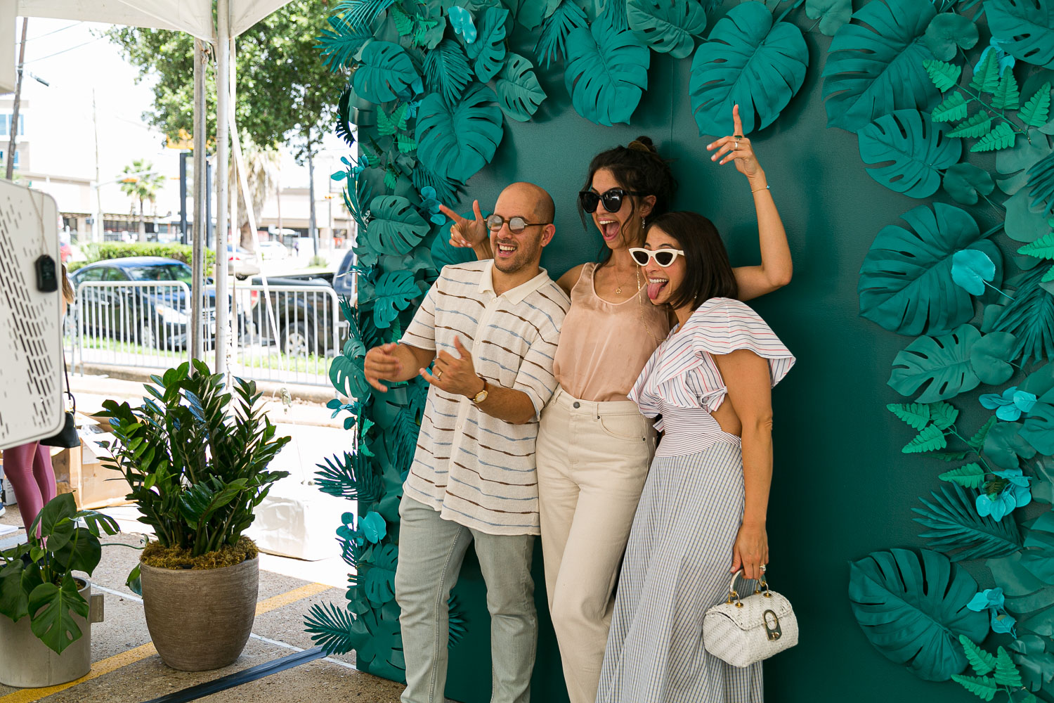 Planned With coordinates Sweetgreen Montrose Houston opening, incorporating Dark Teal, a Top Event Color Trends of 2020.