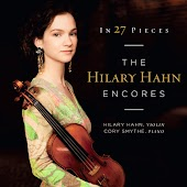 In 27 Pieces: the Hilary Hahn Encores