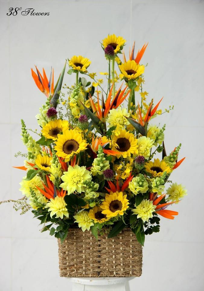 Cách chọnlẵng hoa sinh nhậtđẹp dành tặng người thương
