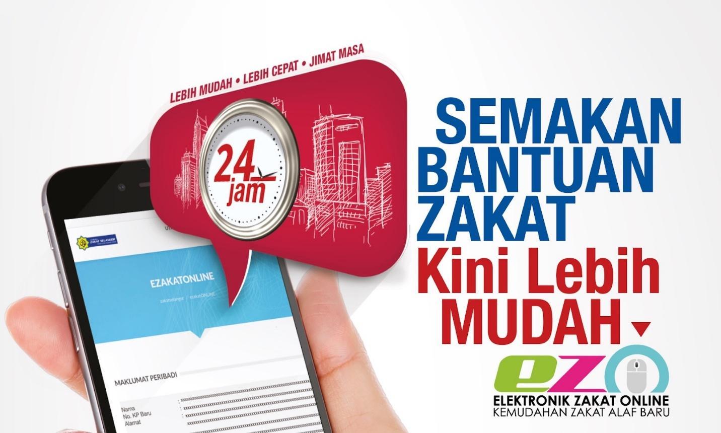 Semakan Bantuan Zakat - Lembaga Zakat Selangor