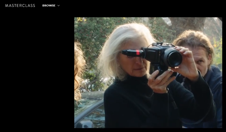 masterclass to become a photographer