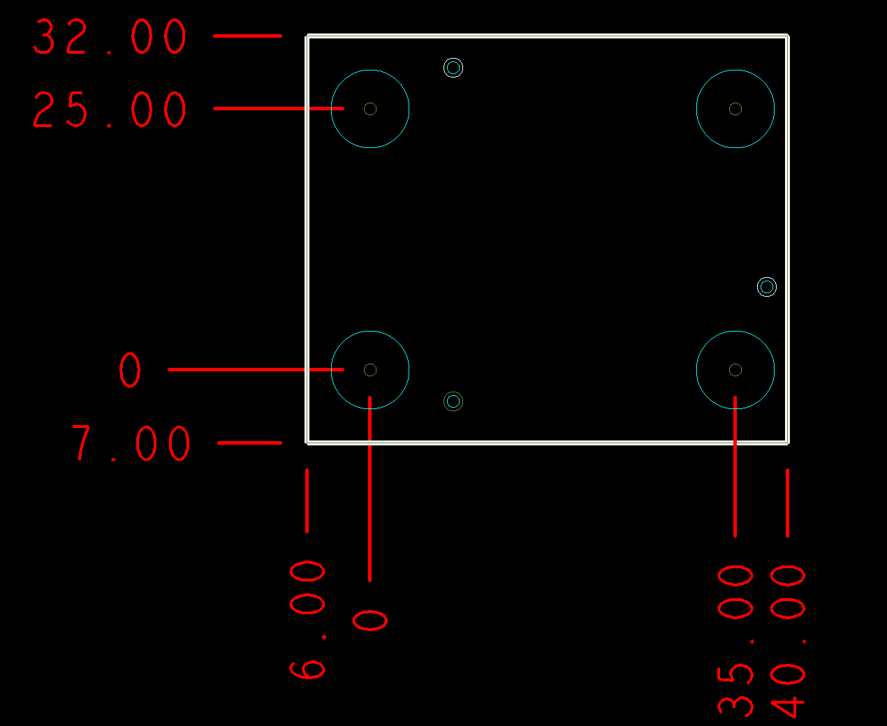 daturn dimensions