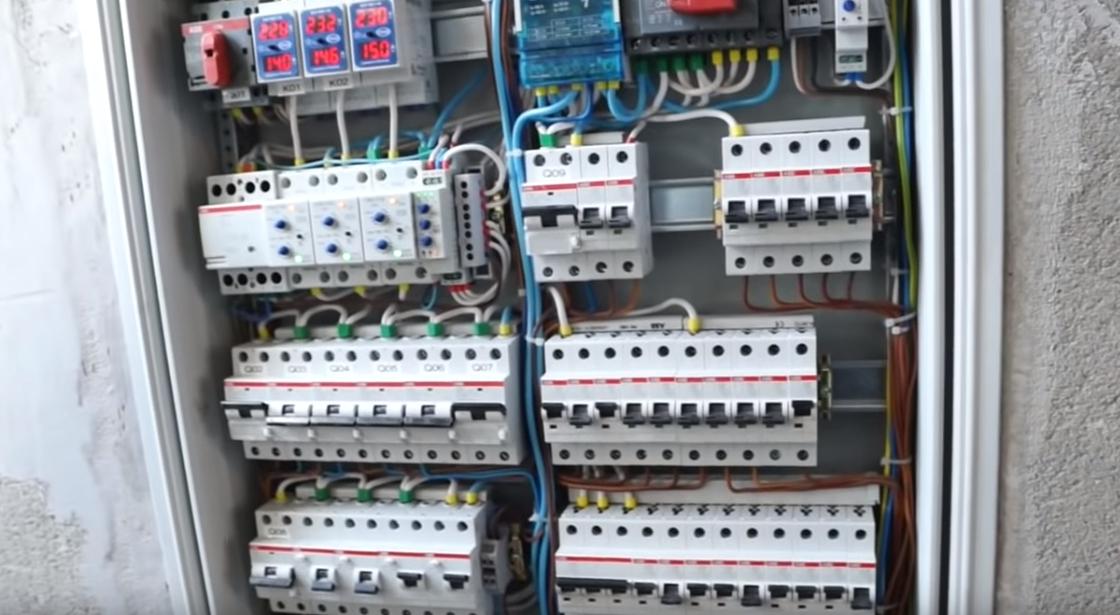 Типовой проект электроснабжения