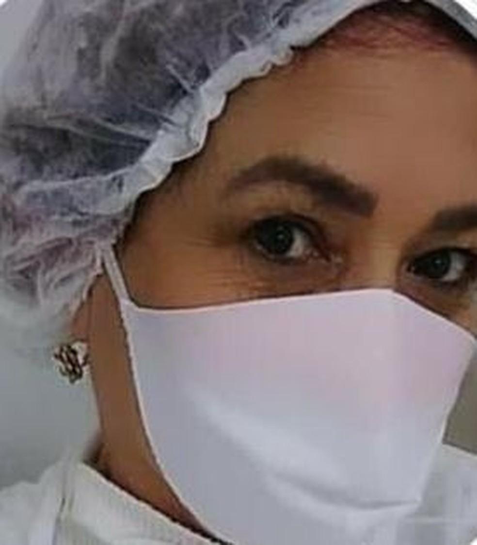 Cláudia Mônica Pinheiro Torres de Freitas — Foto: Reprodução/TV Globo