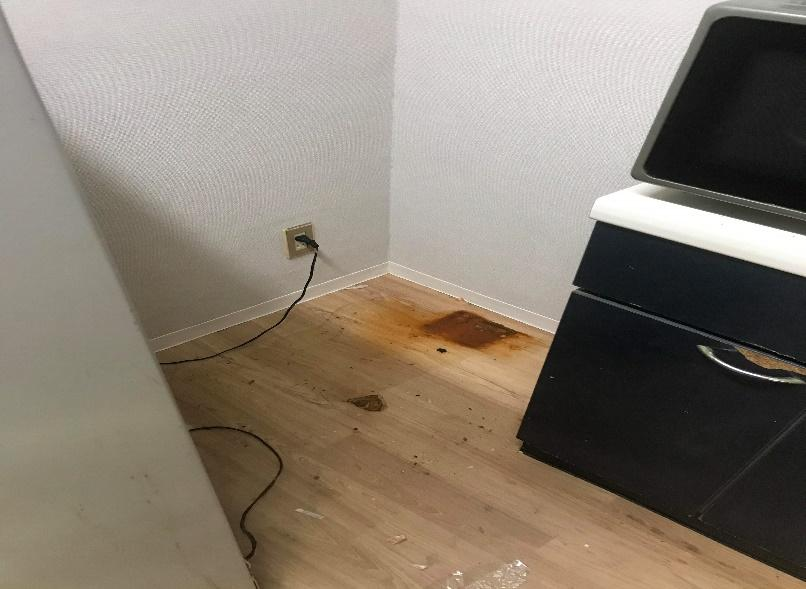 屋内, 座る, 小さい, 部屋 が含まれている画像  自動的に生成された説明