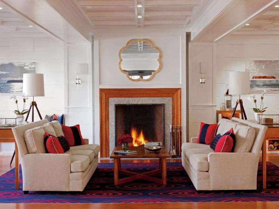 Ấn tượng với khu nghỉ dưỡng hạng sang cho du khách trải nghiệm đậm chất Anh Quốc ngay trên đất Mỹ - Ảnh 6.